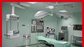 Quirófano central, muy amplio y dotado de la más moderna tecnología. FOTOS: Equipo médico.
