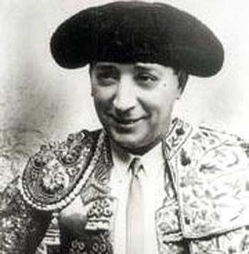 Manuel Jiménez 'Chicuelo'.