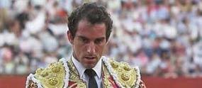 El diestro sevillano Salvador Cortés. (FOTO: Matito-Archivo)