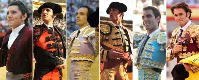 Ventura, Morante, El Cid, Luque, Cortés y Corpas, sevillanos para Madrid.