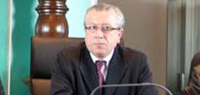 El 'reaparecido' presidente Paco Teja. (FOTO: Paco Díaz)