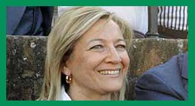 La delegada de la Junta en Sevilla, Carmen Tovar. (FOTO: Matito).