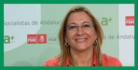 la delegada de la Junta en Sevilla, Carmen Tovar. (FOTO: PSOE-Sevilla)