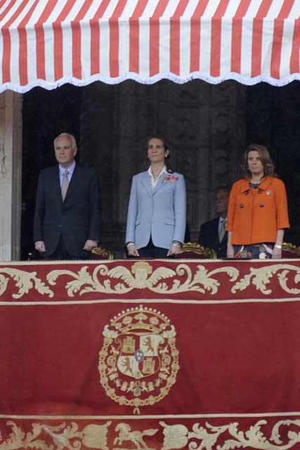 La Infanta Elena. (FOTO: Matito)