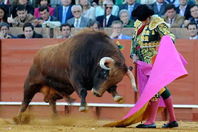Lance de Morante. (FOTO: Matito)