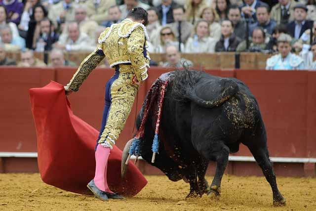 Buena tarde de toros de Manzanares.