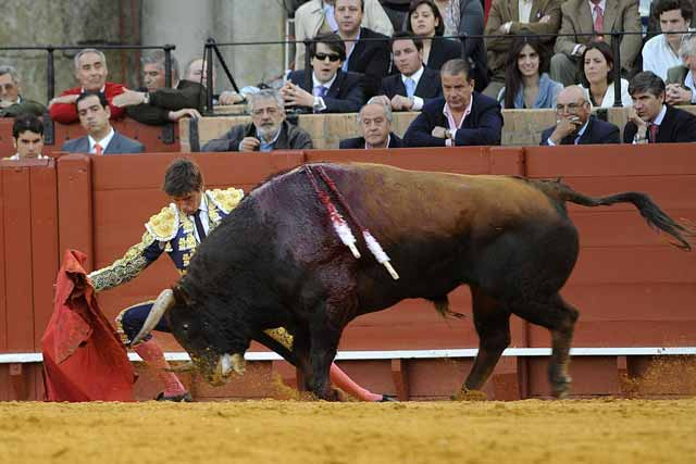 Miguel Tendero con el último.