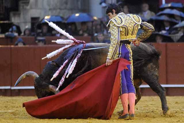 Castella no pudo acercarse en el quinto al nivel de Juli.