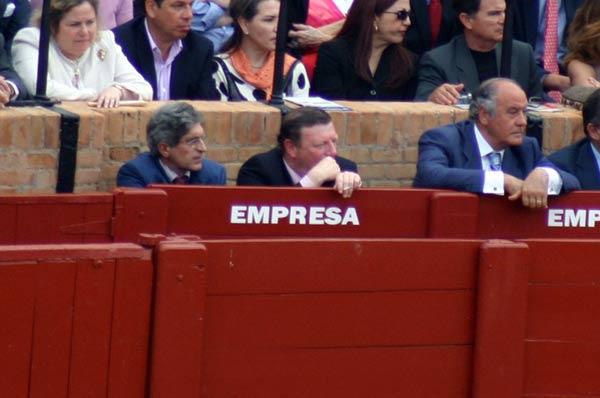 El jurado del tú si que vales sevillano (FOTO: Javier Martínez)