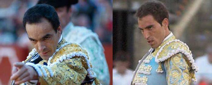 El Cid y Salvador Cortés, ovacionados esta tarde. (FOTOS: Matito / Archivo)