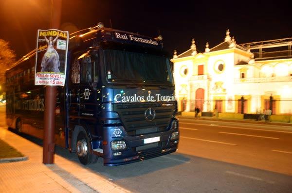 Por aquello de una hora menos, el portugués no quiso llegar tarde (FOTO: Javier Martínez)