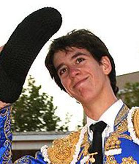 Esaú Fernández. (FOTO: burladero.com)