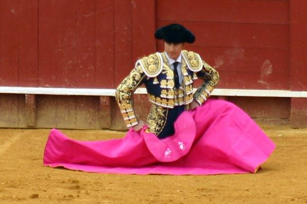 Flexible como la vara de mimbre (FOTO: Javier Martínez)