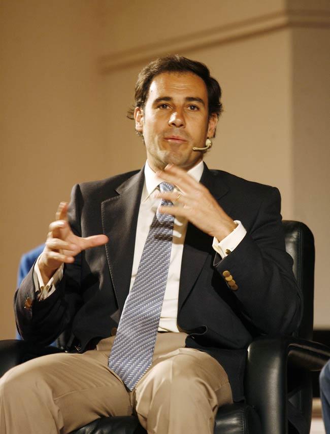 Miguel Báez 'Litri', en su intervención en Sevilla. (FOTO: Toromedia)