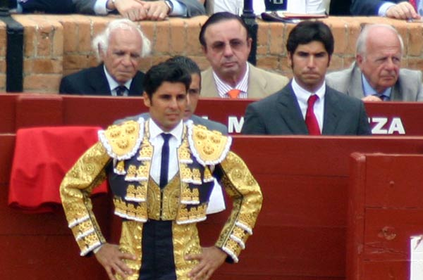 La hermandad de los Rivera (FOTO: Javier Martínez)