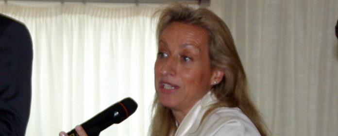 La directora general de Espectáculos de la Junta, Macarena Bazán.