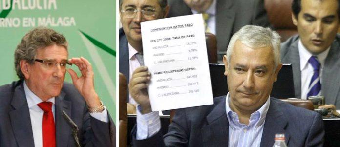 El consejero de Gobernación. Luis Pizarro, sería el encargado de responderle a Javier Arenas.