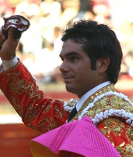 Salvador Vega. (FOTO: Javier Martínez)