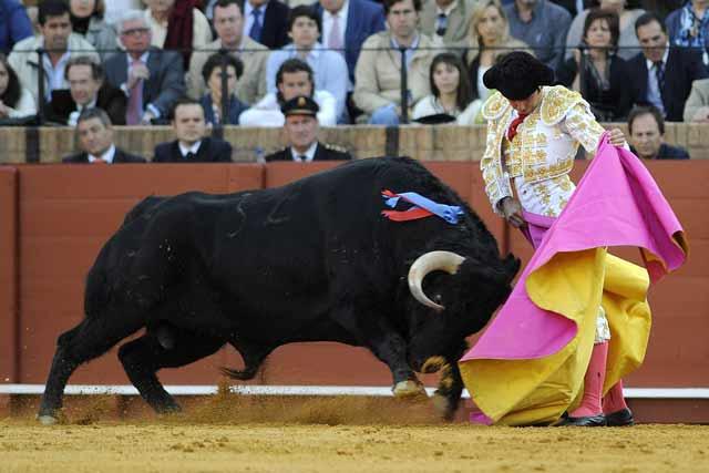 Lance de Salvador Vega. (FOTO: Matito)