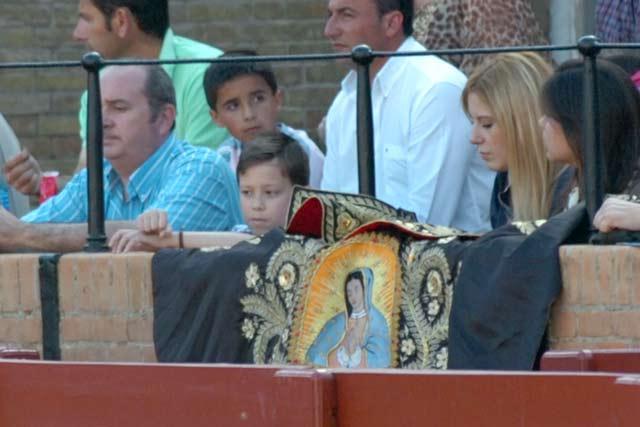 La Virgen de Guadaulupe de Saldívar. (FOTO: Matito)