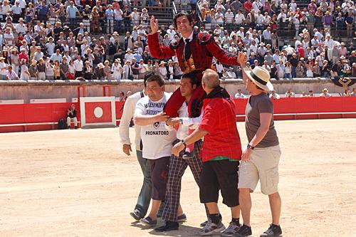 FOTO: Golfredo Rojas (burladero.com)