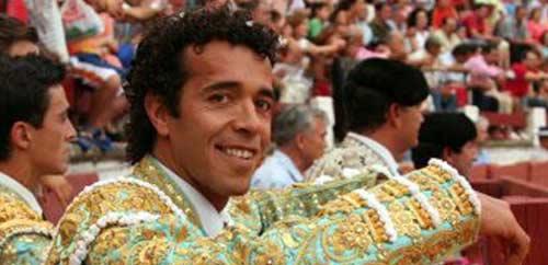 El diestro sevillano Víctor Puerto.