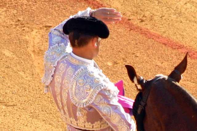 Buscando la raza perdida de los toros de Martín Lorca.