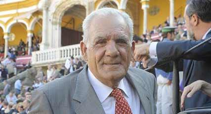 Manuel Cid, padre de El Cid. (FOTO: Matito)