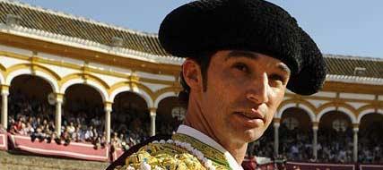 El utrerano Luis Vilches: puesto en Sevilla y fuera de su pueblo. (FOTO: Matito)