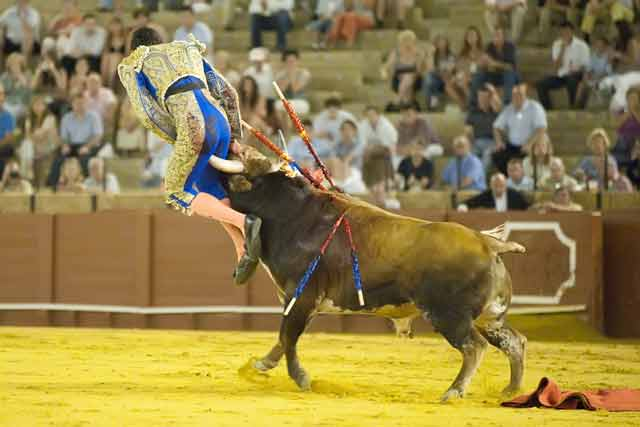 José Carlos Carmona. (FOTO: Sevilla Taurina)