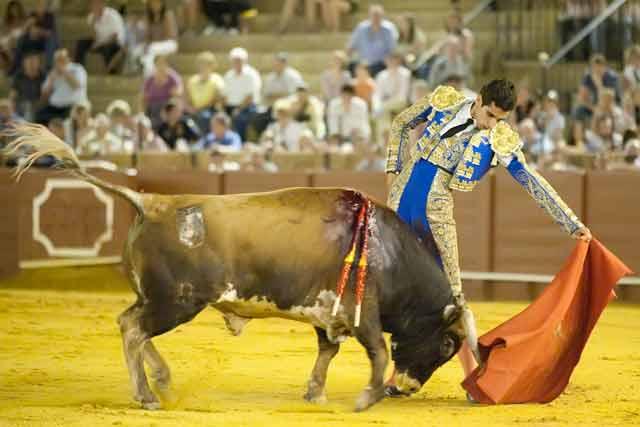 Carlos Ruiz. (FOTO: Sevilla Taurina)