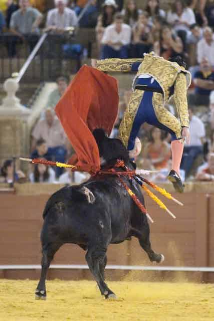Luis Ramírez. (FOTO: Sevilla Taurina)
