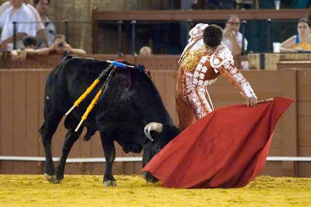 Rafael Cerro. (FOTO: Sevilla Taurina)