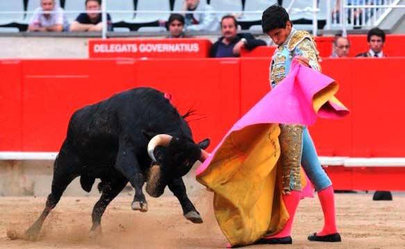 Paco Velázquez, en su actuación en Barcelona el año pasado.