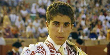Rafael Cerro, de la Escuela de Badajoz, 'Triunfador' de las sin caballlos.