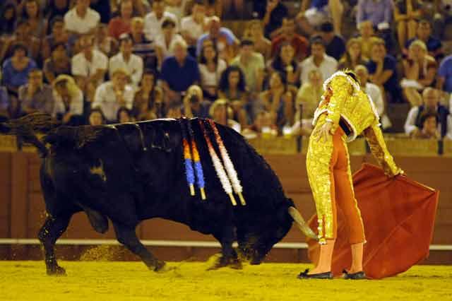 Javier Cortés. (FOTO: Sevilla Taurina)