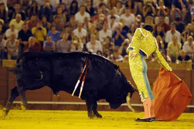 Luis Vilches. (FOTO: Sevilla Taurina)
