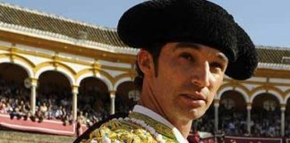 El utrerano Luis Vilches. (FOTO: Matito)
