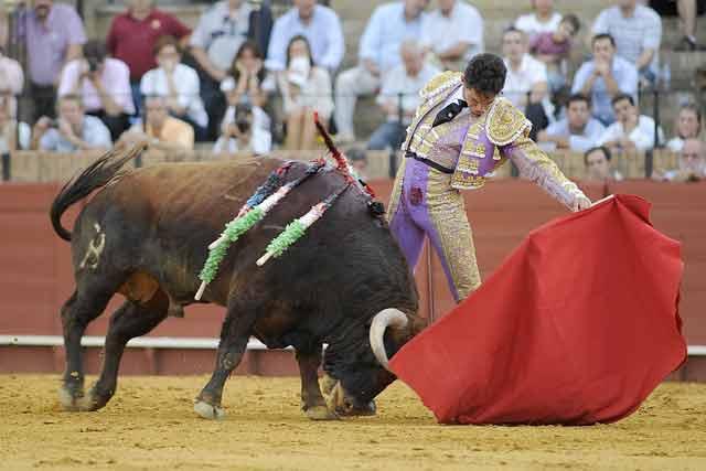 Diego Silveti. (FOTO: Sevilla Taurina)