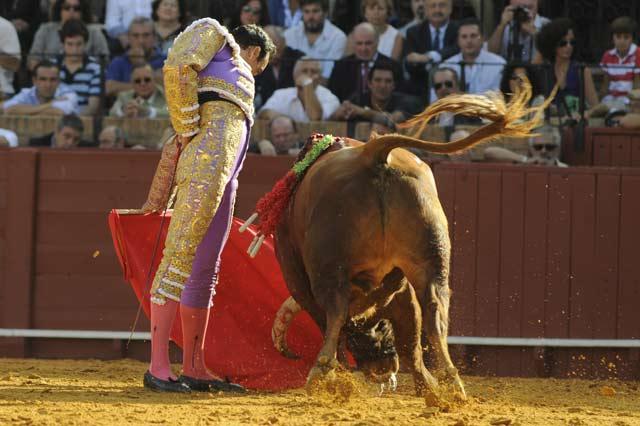 Manuel Jesús 'El Cid'. (FOTO: Sevilla Taurina)