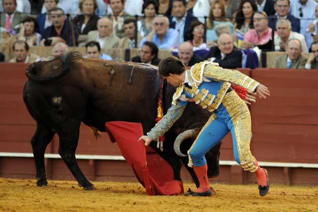 El Juli. (FOTO: Sevilla Taurina)