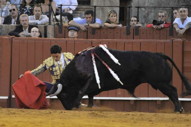 Oliva Soto. (FOTO: Sevilla Taurina)