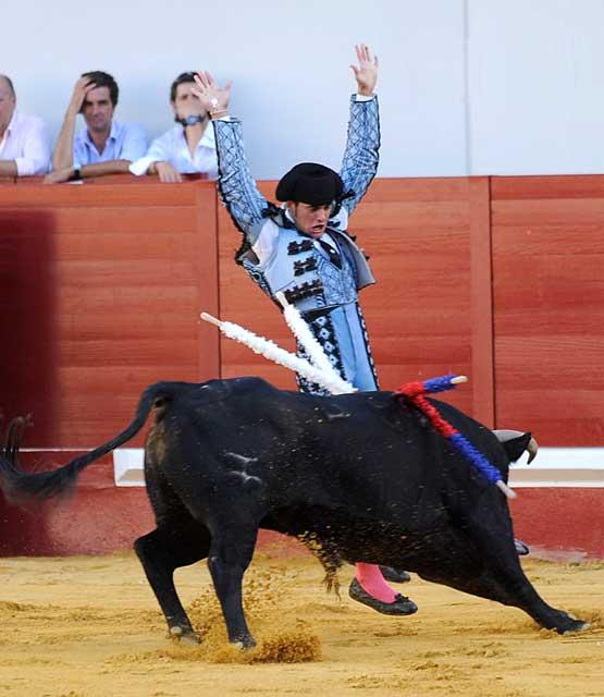 José Antonio 'El Pulgui'. (FOTO: Matito)