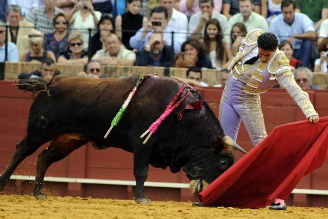 Martín Núñez. (FOTO:Sevilla Taurina)