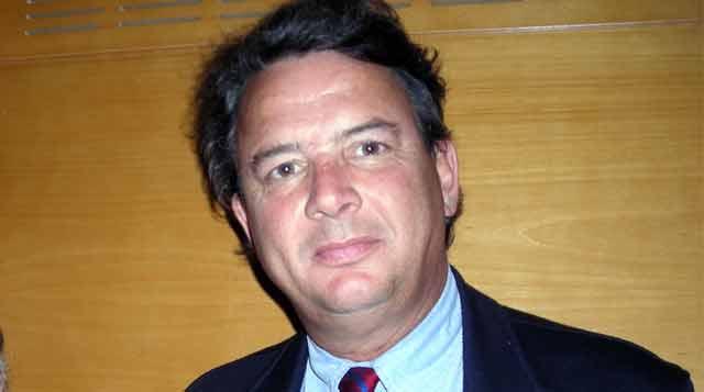 Carlos Núñez, presidente de la Unión de Criadores de Toros de Lidia.
