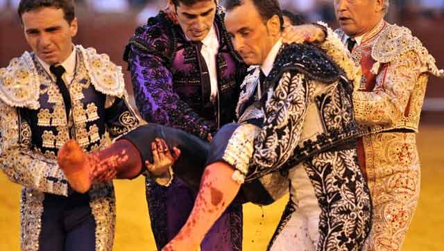 El banderillero Jesús Márquez. (FOTO: Sevilla Taurina)