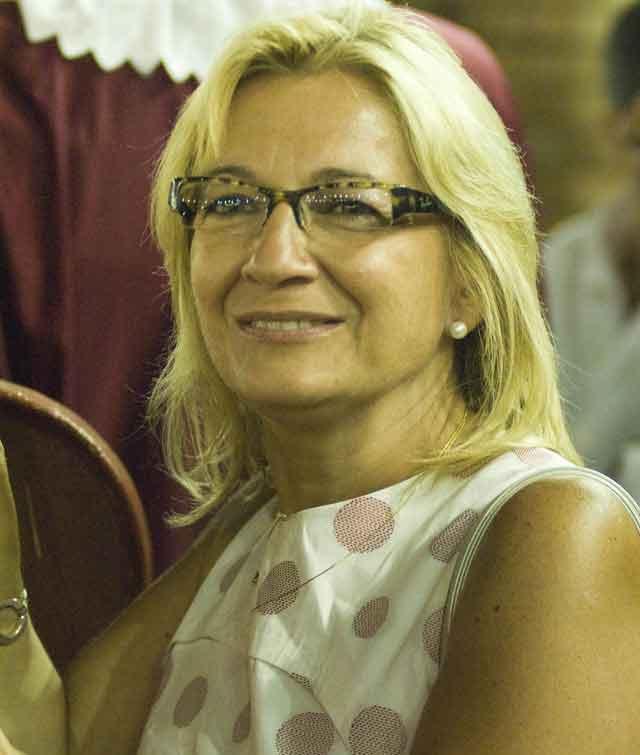 La polémica delegada de la Junta en Sevilla, Carmen Tovar.