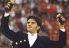 Diego Ventura, con las dos orejas del último. (FOTO: Verónica Soriano / burladero.com)