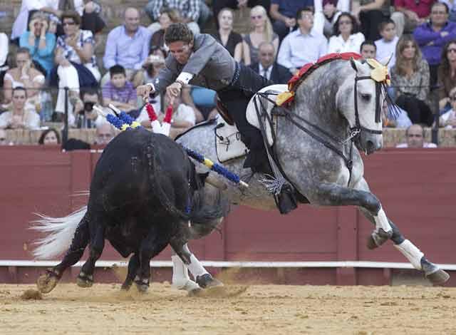 Leonardo Hernández. (FOTO: Paco Díaz / toroimagen.com)