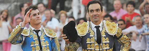 Daniel Luque y El Cid han triunfado hoy en Úbeda.